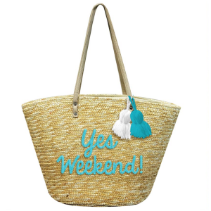 Sac / Panier - Yes Weekend !