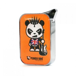 Briquet Orange à Gaz - Panda Boo