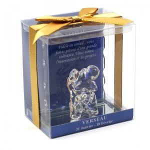 Figurine Horoscope Verseau