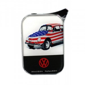 Briquet Champ collection  Volkswagen US coccinelle
