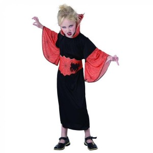 Costume Enfant Spiderella Taille 7-9 ans (M)