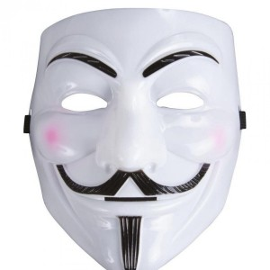 Masque Adulte Anonymous