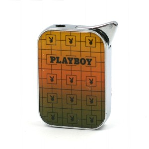 Briquet Champ Collection  Playboy Couleur Jaune