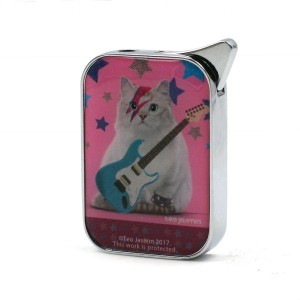 Briquet Champ Collection  Teo Jasmin Guitare