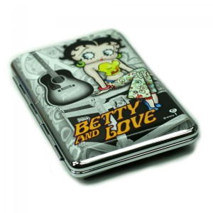 Porte-Cartes Betty Boop - Betty And Love