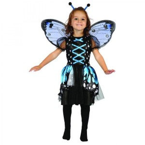 Costume Baby Papillon - Taille 1-2 ans (80-92 cm)