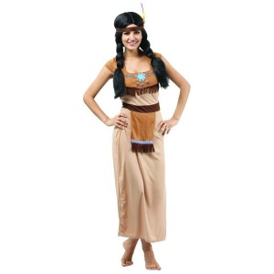 Costume Indienne - Taille adulte