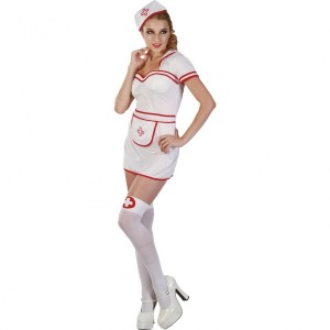 Costume Infirmière Sexy - Taille L/XL