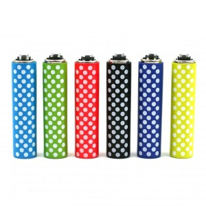 Lot de 6 Mini Clipper avec Etui - Pois