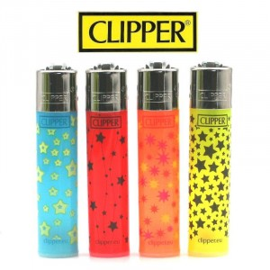Lot de 4 Briquets Clipper – Magic 4