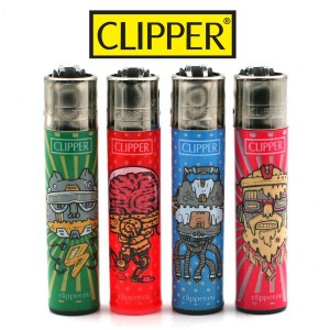 Lot de 4 Briquets Clipper – Robolution 3