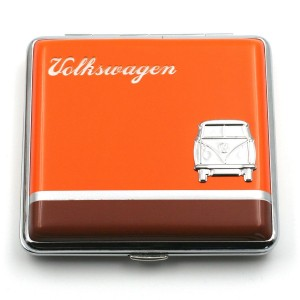 Etuit à Cigarettes Bus Volkswagen – Orange