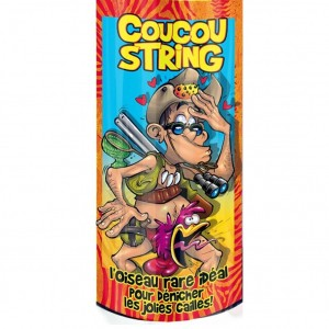 String Humoristique - Coucou String