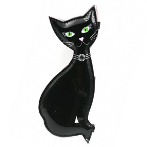 Set de Manucure Chat – Noir