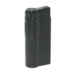 Briquet Atomic Semi Luxury – Noir
