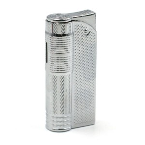 Briquet Atomic Semi Luxury – Gris