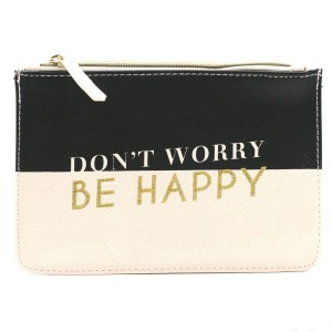 Pochette Tendance Draeger – Don't Worry be Happy