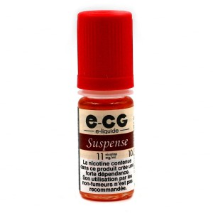 Liquide E-CG Signature – Suspense 11 mg