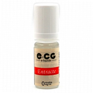 Liquide E-CG Signature – Entracte 0 mg