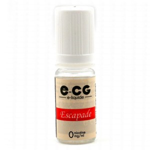 Liquide E-CG Signature – Escapade 0 mg