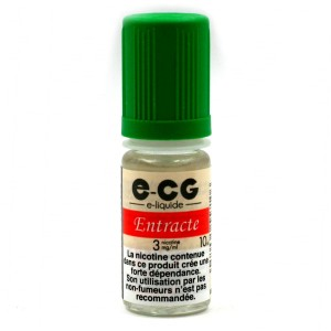 Liquide E-CG Signature – Entracte 3 mg
