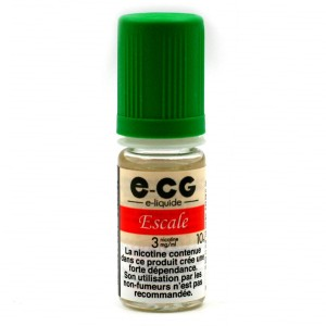 Liquide E-CG Signature – Escale 3 mg