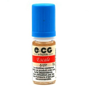 Liquide E-CG Signature – Escale 6 mg