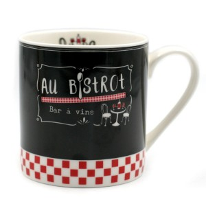 Mug Collection Au Bistrot – Modèle 2