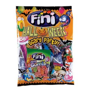 Assortiment de Bonbons – Halloween Scary Party-