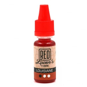 E-Liquide RED LUCEN'S – Louisiane 3 mg