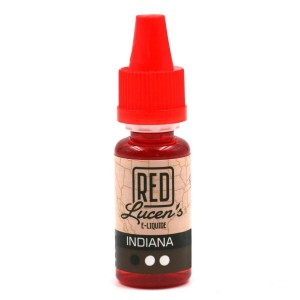 E-Liquide RED LUCEN'S – Indiana 3 mg