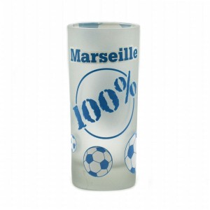 Verre Marseille Tube Ballon