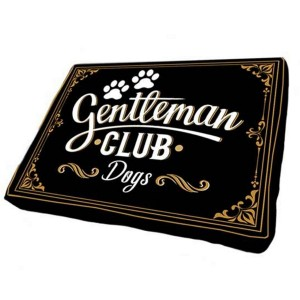 Coussin petits Animaux - Gentleman Club Dogs