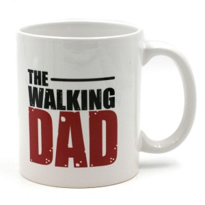 Mug Blanc – The Walking Dad