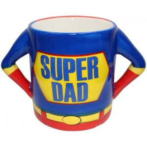 Mug Super Dad - 500 ml