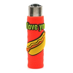 Clipper Etui Pop Cover – Sexy Hot Dog Orange