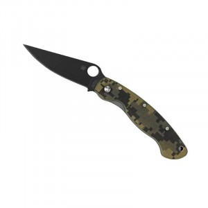 Couteau Pliant SPYDERCO « MILITARY » – C36GPCMOBK