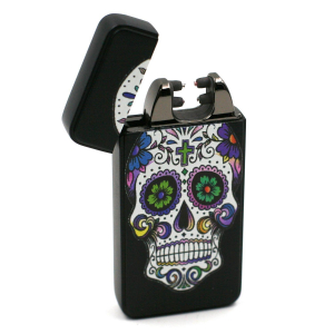 Briquet Double Arc Belflam – Calavera