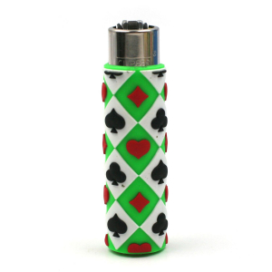 Clipper Etui Pop Cover Poker – Damier Vert