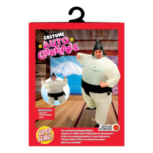 Costume Auto Gonflable – Sumo