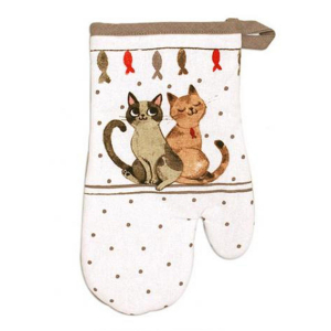 Gant de Cuisine collection chatons 'Cutty'