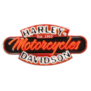 Plaque Harley Motorcycles