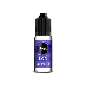 1 Bouteille Logic LQD 6 mg/ml - Myrtille