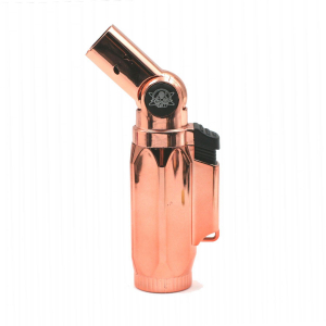 Briquet Cuivre Champ High 4 Flammes turbo orientable