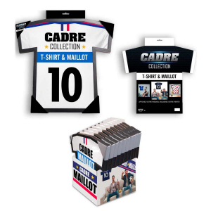Cadre Tee Shirt de collection