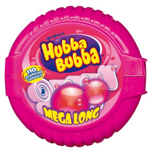 WRIGLEY Hubba Bubba Fancy Fruits x12