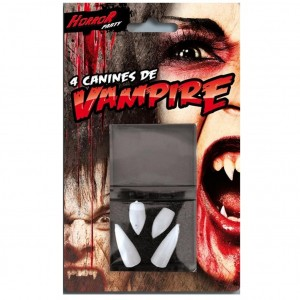 Canines de Vampire - Horror Party