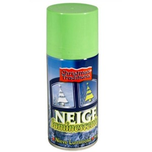 Neige Luminescente - Bombe 150 ml