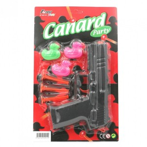 Canard Party - Pistolet + Flèches + Canards