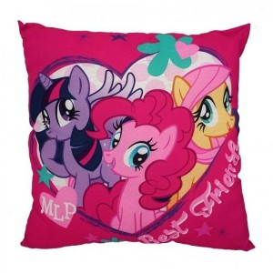 Coussin My Little Pony BEST FRIENDS